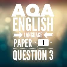 NEW AQA GCSE English Language  Paper   Practice  Theme of Worlds     Tes