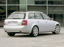 Audi » 2003 Audi A4 1.8t Specs - 19s-20s Car and Autos, All Makes ...