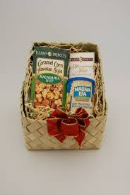 our small gift basket