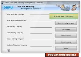 Employee Training Management Employee Tour And Training Management Software Maintain