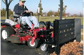 zero turn lawn mower accessories. turfex zero-turn mower attachments zero turn lawn accessories r