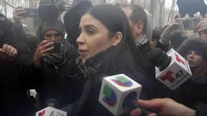 """Verdacht auf Drogenschmuggel: Frau von """"El Chapo"""" festgenommen - GrenzEcho"""