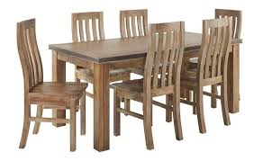 dominic 7 piece dining suite