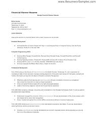 Financial Advisor Resume Template Stunning Financial Advisor Resume This Is Financial Advisor Resume Financial