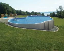 rectangle above ground swimming pool. Swimming Pool Rectangular Above Ground Fiberglass With Steps For Deck Rectangle E