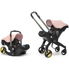 doona infant car seat on on