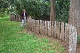 natural fence ideas stylish for backyard design idea and decorations in 3