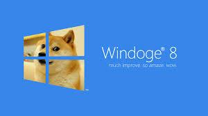 now wallpaper le doge