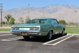used 1967 pontiac gto palm springs ca