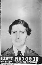 Paybook photograph, taken on enlistment, of NFX70938 Sister Mary Dorothea  Clarke, 2/10th ... | Australian War Memorial