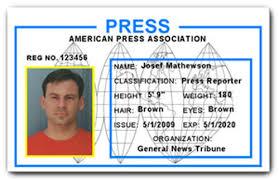 Id Card Pvc C509pvc Press