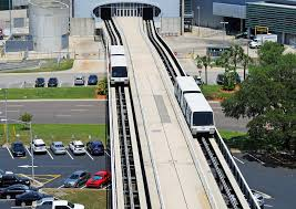 Mover System Tampa Airport Skyconnect People Mover System Kev Cook Flickr
