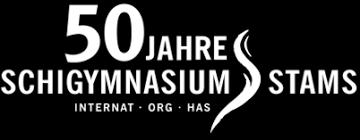 Bildergebnis für schigymnasium-stams. logo
