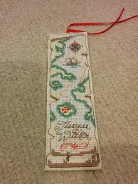 Cross Stitch Bookmark Patterns Magnificent Decorating Ideas