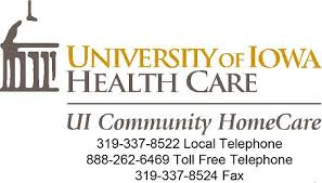 University Of Iowa Community Homecare My Homecare Chart