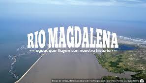Resultado de imagen para foto del rio magdalena
