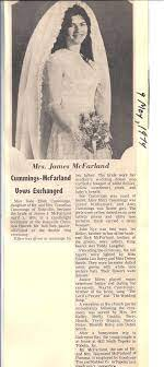 Documents: Marriage- Cummings, Gale-McFarland, James: Rossville Kansas area  genealogy