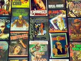horror movies ericjohnbaker a small but very representative sampling of my dvd collection which runs very heavy on