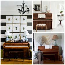 pianos in the home wood piano decorating arrange office piano room