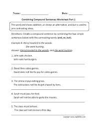 Text-structure-worksheets & Parallel Structure Worksheets