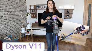 Dyson V11 😍Kutu Açılımı 5000 TL'e Süpürge😱 İlk Deneyimim👍 - YouTube