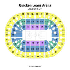 Rocket Mortgage Arena Seating Chart New York Knicks Cleveland Tickets New York Knicks Rocket
