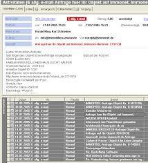 liste e mail anbieter