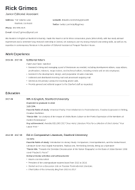 A good college student resume objective focuses on the benefits you bring to the company. 20 Student Resume Examples Templates For All Students