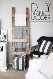 DIY Blanket Ladder Free Plans - Cherished Bliss & Learn how to make a DIY Blanket Ladder. With this simple tutorial and only 3 Adamdwight.com