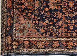 lot 919 persian lilihan area rug circa 1920