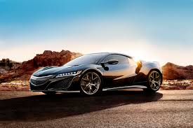 Acura Nsx 2016 Black Wallpaper HD | All About Gallery Car