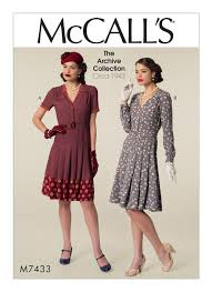 Mccall Patterns Simple McCall's 48 Misses' Inverted NotchCollar Shirtdresses And Belt