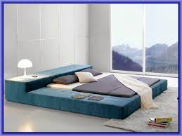 Japanese Style Bedroom Platform Beds Japanese Futon Modern Bed Wood Style Madisonnbl And