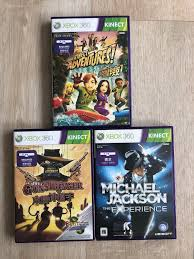 Xbox 360 Games - Kinect Adventures ...