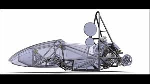 Fsae Chassis Design Report Chassis Of Formula Student Team Youtube