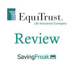 The credit ratings (ratings) reflect equitrust's balance sheet strength, which am best categorizes as adequate, as well as its strong operating performance, neutral business profile and appropriate enterprise risk management. Equitrust Life Insurance Review Permanent Policies