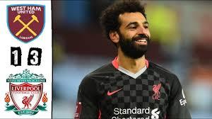 West Ham vs Liverpool 1-3 Highlights | Premier League - 2020/21 - YouTube