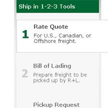 Freight Quote Adorable RL Carriers New Website Features Better Online Freight Shipping