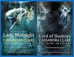 image is loading dark artifices series collection set books 1 2