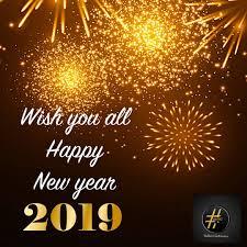 Wish You All A Happy New Year 2019 Hashtag Hashtagmanipal