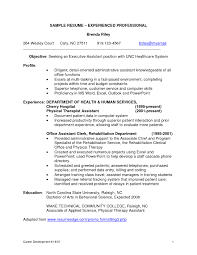 Resume Examples For Professionals Mesmerizing Resume For Experienced Professionals Unique Resume Examples For