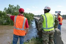 headquarters u s army corps of engineers the u s army corps of engineers usace began flood fight operations throughout the central