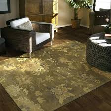 earth tone round rugs transitional great room rug area