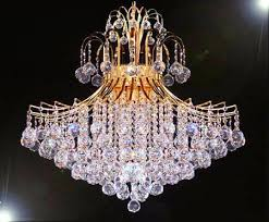 the gallery crystal chandelier gallery crystal trimmed empire crystal with regard to popular house crystal chandelier the gallery crystal chandelier