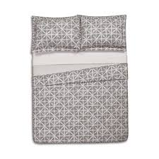 truly soft celine gray twin extra long quilt set