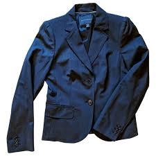 Banana Republic Shirt Size Chart Wool Blazer Banana Republic Navy Size 6 Us In Wool 7370623