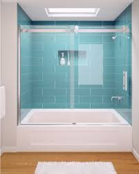 do you love the streamlined look of the frameless shower enclosure but feel that it s a little out of your budget if so frameless showers are for you