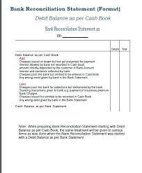 Bank Statement Reconciliation Form Bank Statement Reconciliation Form Example Define Pdf U2013 Peero