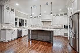 custom white kitchen cabinets. Marvelous Custom White Kitchen Cabinet With Wooden Flooring Cabinets W
