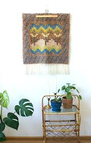 how to hang a hooked rug on a wall rug wall hanging how to hang a